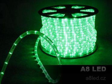 LED had zelený 100m 24 diod/m