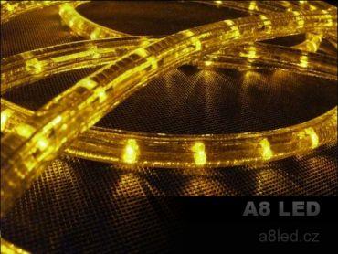 LED had žlutý bm 24 diod/m s efektem