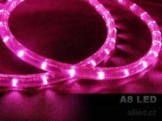 LED had růžový bm 24 diod/m