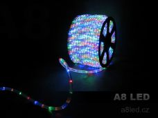 LED had multicolor 100m 24diod/m