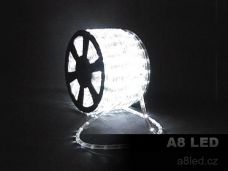 LED had studená bílá 100m 24 diod/m