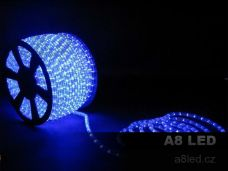 LED had modrý 100m 24 diod/m s efektem