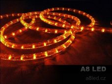 LED had oranžový bm 24 diod/m