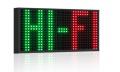 LED textový panel 15 barev RGB16-K
