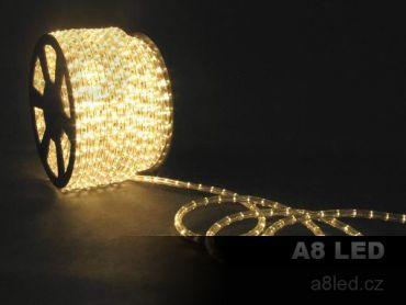 LED had teplá bílá bm 24 diod/m s efektem