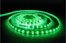 LED pásek zelený PROFESIONAL voděodolný