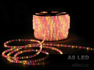 LED had multicolor A 100m 36 diod/m