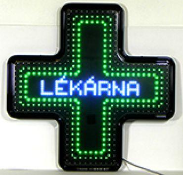 LED lékárenský kříž Prestige Line