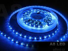 LED pásek modrý PROFESIONAL voděodolný